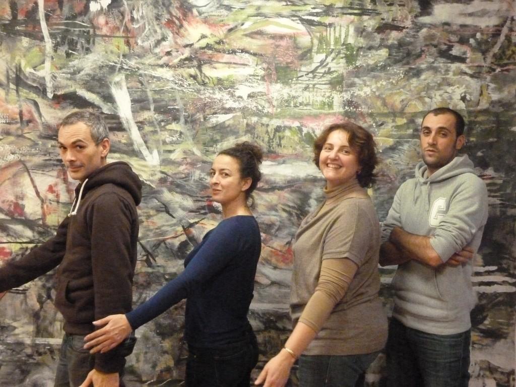 La fabrique numérique team Natures instinctives Damien Saillard