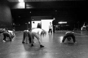 Danse éveil à la MJC Louis Aragon de Bron