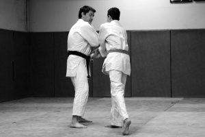 Judo, art martial et code moral