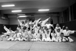 karaté & fitness martial à la MJC de Bron